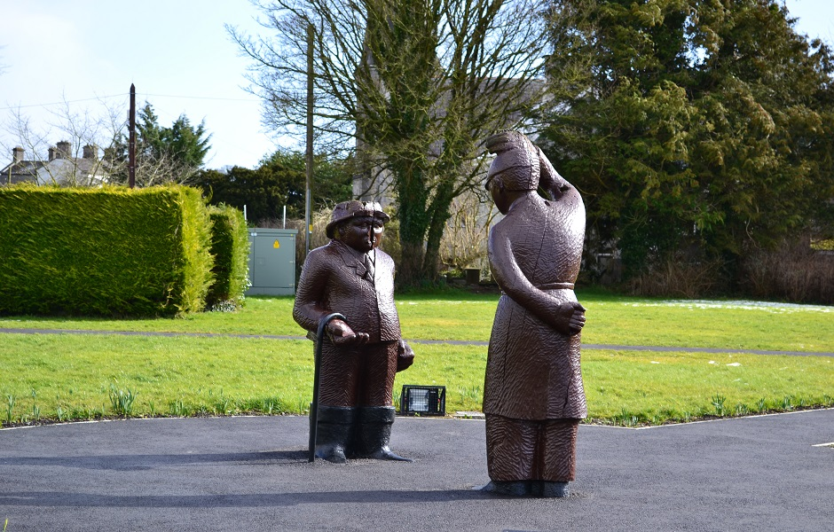 Tuar Ard Statues