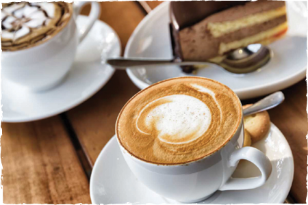 best coffee shop in westmeath
